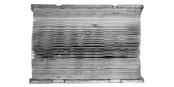 Lignes claires, noir et blanc,  la beauté de la nature. En toute simplicité - les photos de Fernande Petitdemange. Foto: Apollonia / Fernande Petitdemange