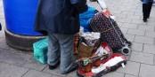 """C'est ça, la """"dignité"""" garantie par la Consitution ? Foto: blu-news.org / Wikimedia Commons / CC-BY-SA 2.0"""