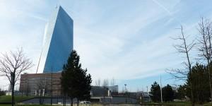 """Wird die Europäische Zentralbank zum """"grünen Weltenretter""""? Foto: Warburg1866 / Wikimedia Commons / CC-BY-SA 4.0int"""