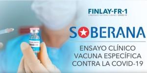 Soberana, le vaccin cubain anti-covid-19. Foto: Institut de Vaccination Finlay