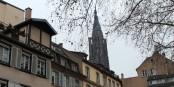 Einer der Steine dieses Turms ist nun ein ganz besonderer... Foto: Patrick Nouhailler from Genève / Wikimedia Commons / CC-BY-SA 2.0