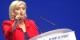 Die rechtsextreme Marine Le Pen wird immer mehr zur Favoritin auf das Prâsidentenamt. Foto: Jérémy-Günther-Heinz-Jâhnick / Wikimedia Commons / GNU 1.2