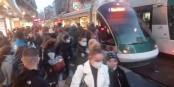 Die abendliche Ausgangssperre soll dazu dienen, Kontakte zu reduzieren. Klappt ja prima. Foto: Eurojournalist(e)