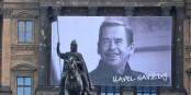 """""""Havel toujours"""" - et le prix qui porte son nom pourrait être décerné à Julian Assange ! Foto: David Sedlecký / Wikimedia Commons / CC-BY-SA 4.0int"""