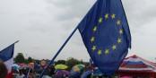Der europäische Gedanke muss erhalten werden, aber erst müssen sich die Inzidenzen auf beiden Rheinufern angleichen. Foto: Eurojournalist(e) / CC-BY-SA 4.0int