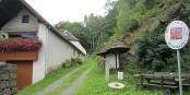 Ce poste de frontière entre l'Allemagne et la République Tchèque a l'air ouvert et sympa. Pourtant, cette frontière est fermée... Foto: Corradox / Wikimedia Commons / CC-BY-SA 3.0