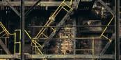 """De nombreuses œuvres de Patrick Bogner respirent le """"romantisme industriel""""... Foto: (c) Patrick Bogner 2021"""