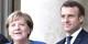 """Côté """"mea culpa"""", ces Merkel et Macron ont des approches très différentes... Foto: Kremlin.ru / Wikimedia Commons / CC-BY-SA 4.0int"""