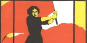 An der Symbolik des Posters zum Weltfrauentag 1914 hat sich nicht viel geändert... Foto: Karl-Maria Stadler / Wikimedia Commons / PD