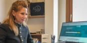 """Marie Mahé, fondatrice et CEO de """"KeeSeeK"""". Foto; privée"""