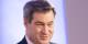 Est-ce que le Bavarois Markus Söder pourra se positionner comme candidat de la CDU/CSU à l'élection législative ? Foto: Mueller / MSC / Wikimedia Commons / CC-BY-SA 3.0de