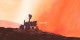 Grâce à son antenne HGAS, le rover « Perseverance » transmet et reçoit des données entre la Terre et Mars. Foto: NASA JPL Caltech / Wikimedia Commons / PD