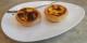 Pasteis de Nata servis au Mandarin Cake Shop, à Hong Kong. Foto: Peachyeung316 / Wikimedia Commons / CC-BY-SA 4.0int