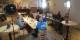 Débats animés dans une ambiance studio - une visioconférence réussi du CEAN. Foto: © Franck Kobi (avec nos remerciements)