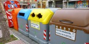 Quand toute l'Espagne, sera impliquée dans le Projet Reciclos, tous les containers jaunes seront équipés d'un QR Code bien utile. Foto: Zarateman / Wikimedia Commons / CC0 1.0