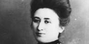 Rosa Luxemburg, eine herausragende Persönlichkeit der Geschichte. Foto: Bundesarchiv / Bild 183-14077-006 / Unknown author / Wikimedia Commons / CC-BY-SA 3.0