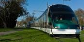 Le tram, un outil urbain économique, social et solidaire. Foto: FAH / privée