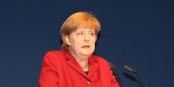 Entschlossen, das Richtige zu tun. Angela Merkel hat das Chaos der Ministerpräsidenten satt. Foto: RudolfSimon / Wikimedia Commons / CC-BY-SA 3.0