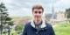 Originaire de la banlieue de Tours et après son passage à Metz, Axel Tasse va maintenant à Constanţa en Roumanie, poursuivant sa marche vers le Levant. Foto: Axel Tasse / privée