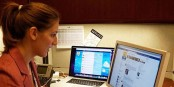 La place des femmes dans les différents domaines de l'informatique ne demande qu'à être étendue. Foto: Walton LaVonda, U.S. Fish and Wildlife Service / Wikimedia Commons / PD