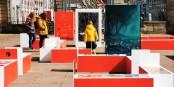 """Exposition """"Illustration des éditions 2024"""" pour les """"Rencontres de l'Illustration"""" au Palais Rohan, Strasbourg, mars 2021. Foto: Marine Dumény / CC-BY-SA 4.0int"""