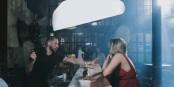 """Photo de tournage de """"Fantasmagoria"""". Foto: Maeva Freyburger"""