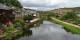 Avec une rive espagnole et l'autre portugaise, le Río Fontano ou Río Onor, sépare un ancien village en Rihonor de Castilla et Rio de Onor. Foto: Pedro de Maia / Wikimedia Commons / CC-BY 2.0
