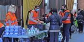 Les associations s'occupent de manière exemplaire des plus démunis - bravo ! Foto: Marine Dumény / CC-BY-SA 4.0int