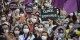 Juli 2020 - Frauen demonstrieren in der Türkei für ihre Rechte. Foto: O.S. / Eutalk