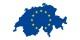 Ein wenig in Europa, ein wenig ausserhalb Europas - die Schweiz... Foto: Omarcoz / Wikimedia Commons / CC0 1.0
