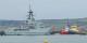 Die HMS Severn ist eines der britischen Patrouillenboote, die gerade rund um Jersey unterwegs sind. Foto: Tim Green from Bradford / Wikimedia Commons / CC-BY 2.0