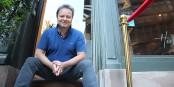 Pensif, mais avec une attitude radicalement positive - Jean-Marc Mura, le patron de l'Hôtel Cathédrale. Foto: Eurojournalist(e) / CC-BY-SA 4.0