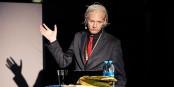 Le silence des institutions européennes concernant le cas Julian Assange est insupportable. Foto: New Media Days / Peter Erichsen / Wikimedia Commons / CC-BY-SA 2.0