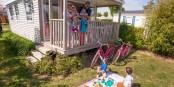 Pour des vacances en famille, séjourner en Baie de Somme, est une expérience inoubliable. Foto: Photothèque du Camping Les Aubépines