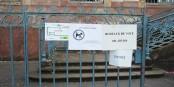 Une fois de plus, les bureaux de vote étaient désertés dimanche... Foto: Eurojournalist(e) / CC-BY 2.0