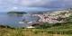 Horta, sur l'Ile de Faial, d'où est parti le RV Pelagia, avec à son bord la mission scientifique IMAR. Foto:  Guillaume Baviere / Wikimedia Commons / CC-BY 2.0