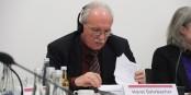 Mit Horst Sahrbacher geht ein wichtiger Akteur der deutsch-französischen Zusammenarbeit in den Ruhestand. Foto: Eurojournalist(e) / CC-BY 2.0