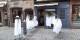 """A nouveau ouvert - le """"Blanc du Nil"""", Place de la Cathédrale. Est-ce que la """"positive attitude"""" suffira ? Il faut l'espérer... Foto: Eurojournalist(e)"""