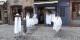 Mauvais temps, peu de touristes, comportement de consommation changé - pas facile pour les commerçants du centre-ville strasbourgeois. Foto: Eurojournalist(e)