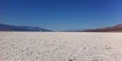 """Des conditions hostiles à la vie - aujourd'hui dans la """"Death Valley"""", demain où ? Foto: PLBechly / Wikimedia Commons / CC-BY-SA 4.0int"""