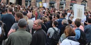 Die Proteste gegen die autoritäre Pariser Regierung werden kaum weniger werden. Foto: Eurojournalist(e)