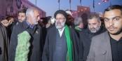 Sayyid Ebrahim Raiso-Sadati, né le 14 décembre 1960, communément appelé Ebrahim Raisi ou Ebrahim Raïssi ou encore Ebraheem Raeesi. Foto: Mostafameraji / Wikimedia Commons / CC-BY-SA 4.0int