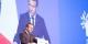 Über Emmanuel Macron schwebt nur einer - Emmanuel Macron. Foto: Jacques Paquier / Wikimedia Commons / CC-BY 2.0