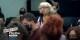 Festival de Cannes - Conférence de presse avec Sean Penn. Esther Heboyan lui a fait connaître Eurojournalist(e) ! Foto: ScS privé