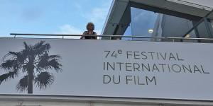 Notre correspondante Esther Heboyan a mis toute son expertise en œuvre pour la couverture du Festival de Cannes 2021 ! Foto: privée