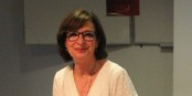 Fabielle Angel, la dynamique présidente de la LICRA Bas-Rhin. Foto: Eurojournalist(e)