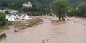 Les crues ont transformé la petite rivière Ahr en fleuve meurtrier. Foto: Martin Seifert / Wikimedia Commons / CC0 1.0