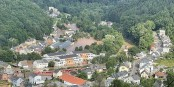 Les inondations en Allemagne (ici, à Kordel) viennent se greffer sur les difficultés liées à la pandémie. Foto: Chz / Wikimedia Commons / CC-BY-SA 4.0int