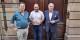 Jean-Marc Mura, Yannick Garzennec et Jacques Zucker - trois qui ne baissent pas les bras... Foto: Eurojournalist(e)