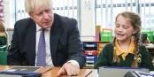 Trotz der Erklärungen seiner Beraterin verstand Boris Johnson die Warnung von 1200 Wissenschaftlern nicht... Foto: UK Prime Minister / Wikimedia Commons / OGL 3